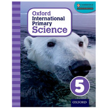 Oxford International Primary Science Stage 5 Student Workbook 5 - ISBN 9780198394815