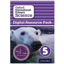 Oxford International Primary Science Stage 5 Digital CD-ROM Resource Pack - ISBN 9780198394938