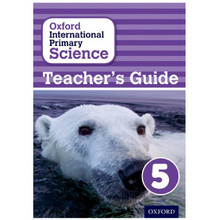Oxford International Primary Science Stage 5 Teacher's Guide 5 - ISBN 9780198394877