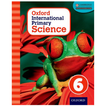 Oxford International Primary Science Stage 6 Student Workbook 6 - ISBN 9780198394822