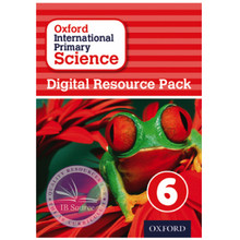 Oxford International Primary Science Stage 6 Digital CD-ROM Resource Pack - ISBN 9780198394945