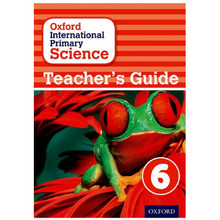 Oxford International Primary Science Stage 6 Teacher's Guide 6 - ISBN 9780198394884