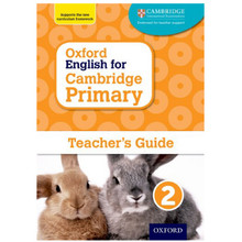 Oxford English for Cambridge Primary Teacher's Guide 2 - ISBN 9780198366379