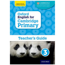 Oxford English for Cambridge Primary Teacher's Guide 3 - ISBN 9780198366386