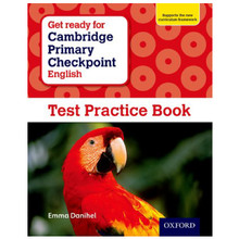 Get Ready for Cambridge Primary Checkpoint English Test Practice Book - ISBN 9780198366355