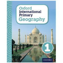 Oxford International Primary Geography Stage 1 Student Book 1 - ISBN 9780198310037