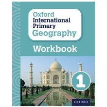 Oxford International Primary Geography Stage 1 Workbook 1 - ISBN 9780198310099