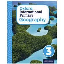 Oxford International Primary Geography Stage 3 Student Book 3 - ISBN 9780198310051