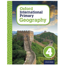 Oxford International Primary Geography Stage 4 Student Book 4 - ISBN 9780198310068