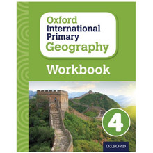 Oxford International Primary Geography Stage 4 Workbook 4 - ISBN 9780198310129