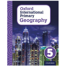 Oxford International Primary Geography Stage 5 Student Book 5 - ISBN 9780198310075