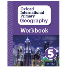 Oxford International Primary Geography Stage 5 Workbook 5 - ISBN 9780198310136