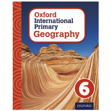 Oxford International Primary Geography Stage 6 Student Book 6 - ISBN 9780198310082