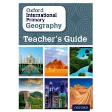 Oxford International Primary Geography Stage 1-6 Teacher's Guide - ISBN 9780198356905