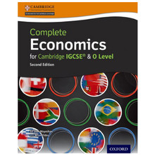 Complete Economics for Cambridge IGCSE & O Level Student Book 2nd Edition - ISBN 9780198399414