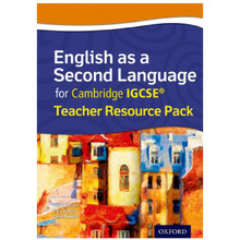 English as a Second Language for Cambridge IGCSE Teacher Resource Pack - ISBN 9780198392897