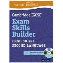 English as a Second Language for Cambridge IGCSE Exam Skills Builder - ISBN 9780199136254