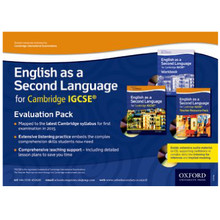 English as a Second Language for Cambridge IGCSE Evaluation Pack - ISBN 9780198392866