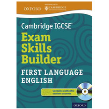 Complete First Language English for Cambridge IGCSE Exam Skills Builder - ISBN 9780199136247
