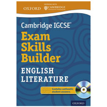 English Literature for Cambridge IGCSE Exam Skills Builder - ISBN 9780199136230