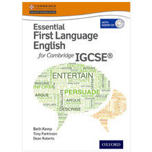 Essential First Language English for Cambridge IGCSE Student Book - ISBN 9781408523285