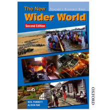 The New Wider World Teacher's Resource Guide 2nd Edition - ISBN 9780748773770