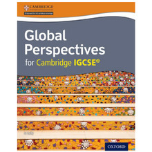 Global Perspectives for Cambridge IGCSE Student Book - ISBN 9780198395140