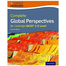 Global Perspectives for Cambridge IGCSE Student Book 2nd Edition - ISBN 9780198366812