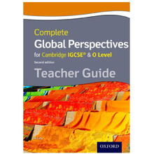 Global Perspectives for Cambridge IGCSE Teacher's Guide 2nd Edition - ISBN 9780198374527