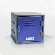Single Plastic FOOD Locker with Flat Top Option - SS15_PLFOOD_F