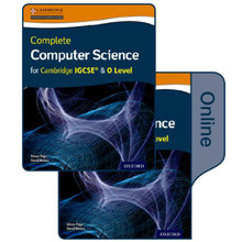 Complete Computer Science for Cambridge IGCSE & O Level Print & Online Student Book Pack - ISBN 9780198367246