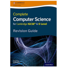Complete Computer Science for Cambridge IGCSE & O Level Revison Guide - ISBN 9780198367253