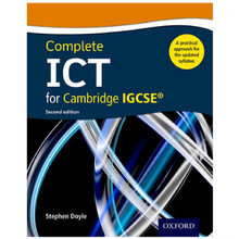 Complete ICT for Cambridge IGCSE Student Book 2nd Edition - ISBN 9780198399476