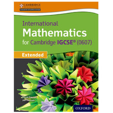 International Maths for Cambridge IGCSE Student Book - ISBN 9780198416906