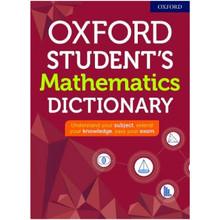 Oxford Student's Mathematics Dictionary 2020 - ISBN 9780192776938