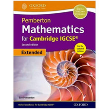 Pemberton Mathematics for Cambridge IGCSE (Extended) Student Book - ISBN 9780198378402