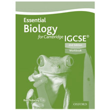 Essential Biology for Cambridge IGCSE Workbook - ISBN 9780198374671