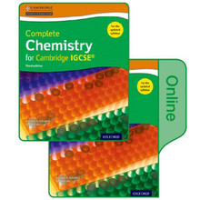 Complete Chemistry for Cambridge IGCSE Print and Online Pack 3rd Edition - ISBN 9780198417668