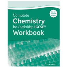 Complete Chemistry for Cambridge IGCSE Workbook - ISBN 9780198374657