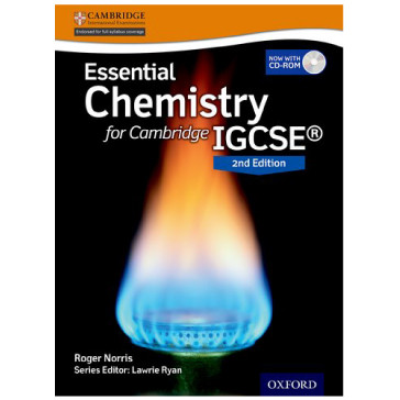 Essential Chemistry for Cambridge IGCSE 2nd Edition Student Book - ISBN 9780198399230