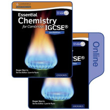 Essential Chemistry for Cambridge IGCSE Print and Online Student Pack 2nd Edition - ISBN 9780198417699