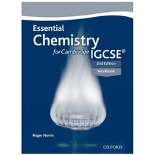 Essential Chemistry for Cambridge IGCSE Workbook - ISBN 9780198374688