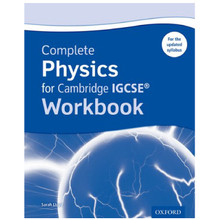 Complete Physics for Cambridge IGCSE Workbook - ISBN 9780198374664