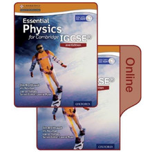 Essential Physics Cambridge IGCSE Print & Online Student Book Pack - ISBN 9780198417705
