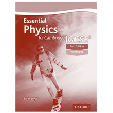 Essential Physics for Cambridge IGCSE Workbook - ISBN 9780198374695