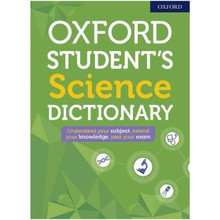 Oxford Student's Science Dictionary for Ages 14-16 - ISBN 9780192776945