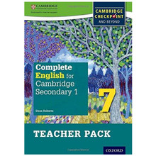 Complete English for Cambridge Secondary 1 Stage 7 Teacher Pack - ISBN 9780198364719