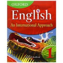 Oxford English An International Approach Part 1 Student Book - ISBN 9780199126644