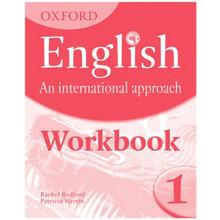 Oxford English An International Approach Part 1 Workbook - ISBN 9780199127238