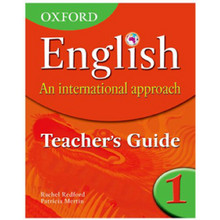 Oxford English: An International Approach Part 1 Teacher's Guide - ISBN 9780199126682